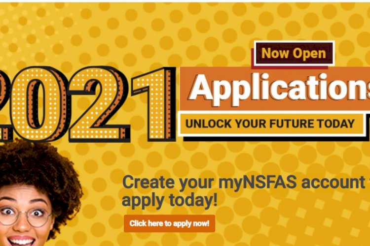 How to apply for NSFAS 2021 online Video - Course and ...